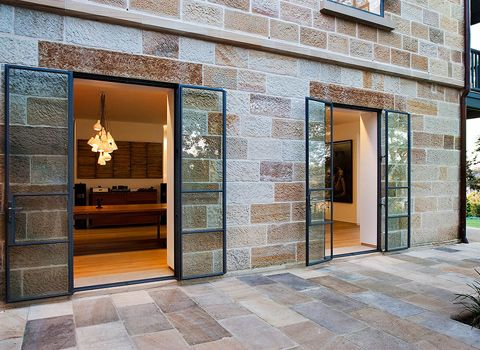 4 Reasons To Consider Iron Doors In Your Business