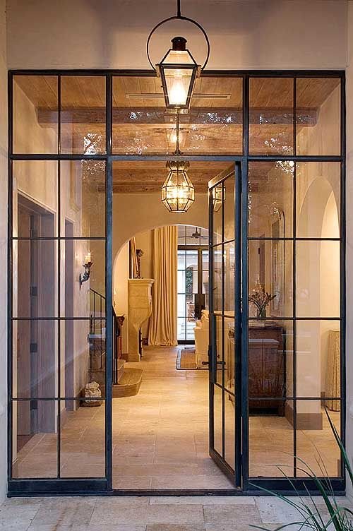 Modern Doors: The Benefits Glass Doors Can Bring To Your Home