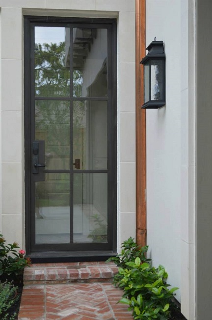 3 Ways to Design Your Steel Doors If You're Security-Conscious